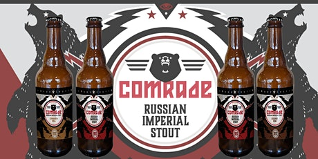 Comrade, Russian Imperial Stout 2021 tickets
