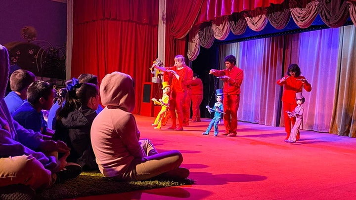 The Bob Baker Marionette Theater image