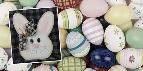 Painting Workshop: Decorative Standing Bunny tickets