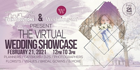 The Virtual Wedding Showcase tickets