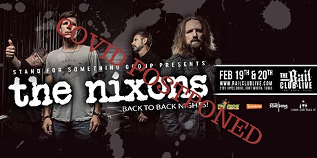 The Nixons at The Rail Club Live tickets