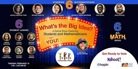 NMF Live Game Show – 2021 National Math Festival tickets