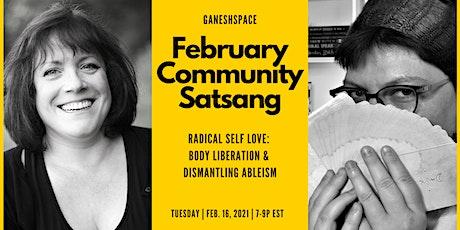 February Satsang: Radical Self Love tickets