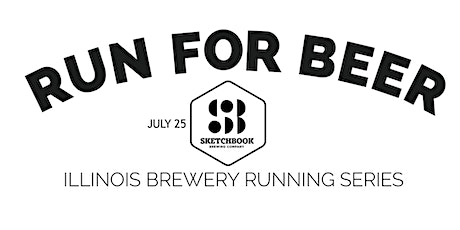 Beer Run - Sketchbook Brewing Co. - 2021 IL Brewery Running Series tickets