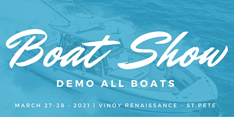 Boat Show / Demo Day tickets