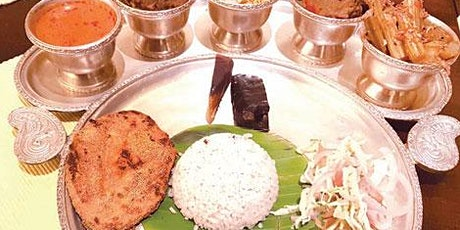 FLAVOURS OF THE MONTH- KONKAN/ GOAN THALI tickets