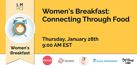 Women's Breakfast: Connecting Through Food tickets