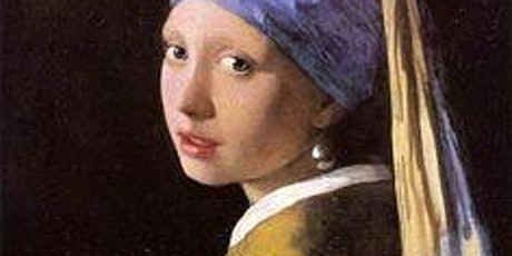 Inspired by Vermeer? Acrylic Masterclass - Girl With A Pearl Earring? tickets