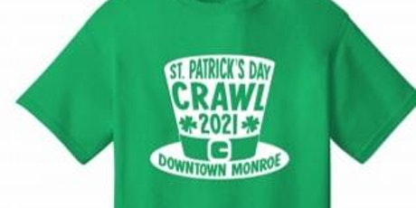 St. Patty's Day Pub Crawl tickets