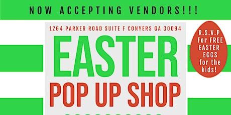 Easter Pop Up Shop tickets