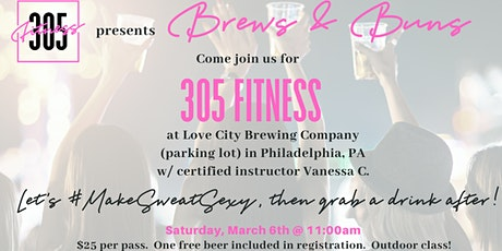 305 Day WKND Brews & Buns Event | 305 Fitness at Love City Brewing Company tickets