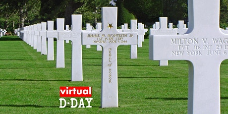 VIRTUAL D-DAY - OMAHA - Easy Red to the F1 Draw AND the US Cemetery tickets