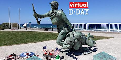 VIRTUAL D-DAY - OMAHA - Pointe du Hoc to Easy Green Virtual Tour tickets