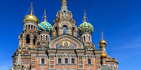 The Northern Capital of Russia: Virtual Tour of Saint Petersburg tickets