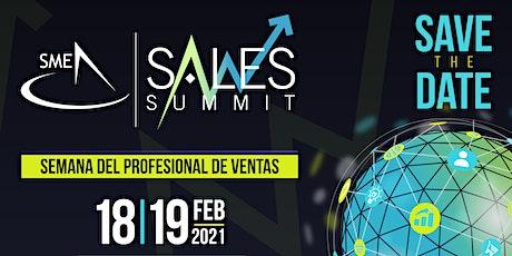 SME Sales Summit - 2021 Semana del Profesional de Ventas tickets