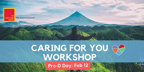 Virtual Caring for You Workshop tickets