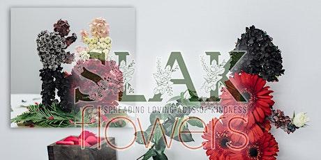 SLAK Flowers Valentine's Day Arrangements tickets