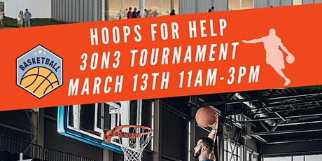 Hoop For Help 2021 event sponsorship tickets