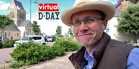 VIRTUAL D-DAY - THE US FORCES - FREE Virtual guided tour of the US Sectors tickets