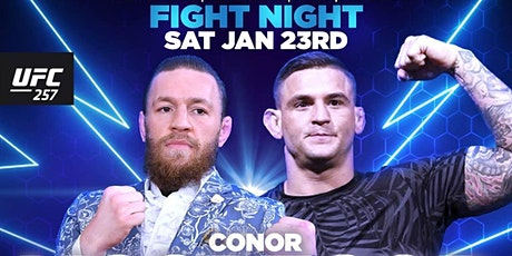 McGREGOR vs POIRIER REMATCH! FIGHT PARTY & AFTER PARTY tickets