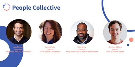 People Collective Panel: It Starts With You tickets