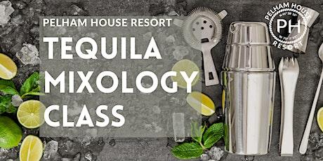 Tequila Mixology Class tickets