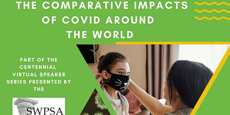 The Comparative Impacts of COVID Around the World tickets