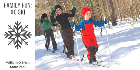 Family Fun: XC Ski tickets