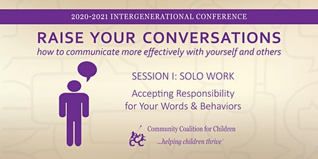 Raise Your Conversations: Solo Work tickets