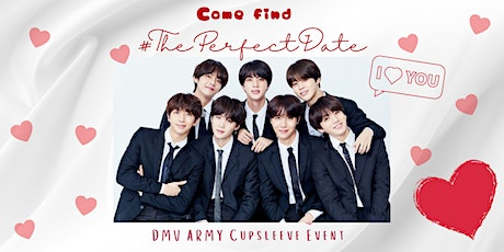 The Perfect Date with BTS tickets