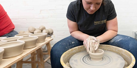 Adult Session 2: Beginning Pottery - TUESDAYS (MARCH 2 - APRIL 20) tickets
