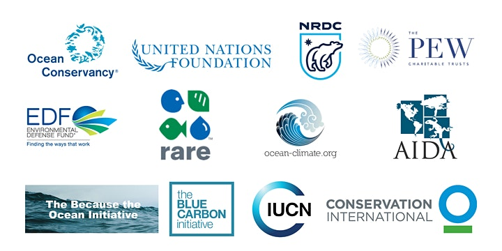 Friends of the Ocean and Climate | Ocean-Climate Ambition Summit image