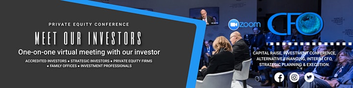 Live Web Event: The iCFO Virtual Investor Conference -  San Diego image
