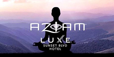 Yoga Classes at Luxe Sunset! tickets