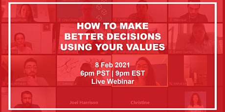 How to make better decisions using your values tickets
