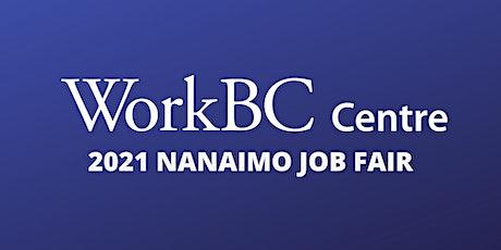 Nanaimo WorkBC Job Fair tickets