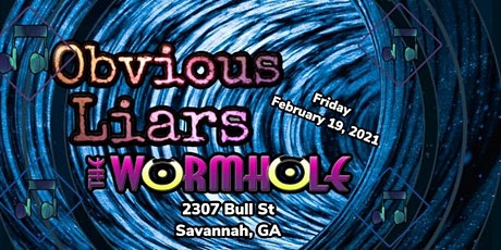 Obvious Liars and Clean Sweep@ The Wormhole tickets