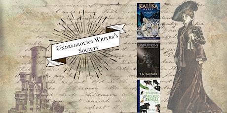 Underground Writer's Society tickets