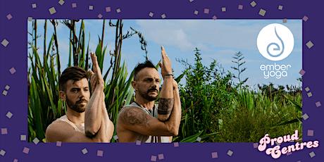 Ember Yoga tickets