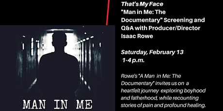That's My Face | Man In Me: the documentary tickets