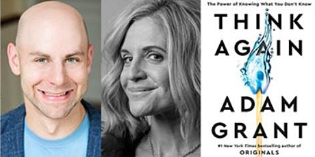 B&N Virtually Presents: Adam Grant and Glennon Doyle discuss THINK AGAIN tickets