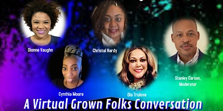 SMBC S.A.L.T. Ministry - 2021 Real Women, Real Talk:  Is He Listening? tickets