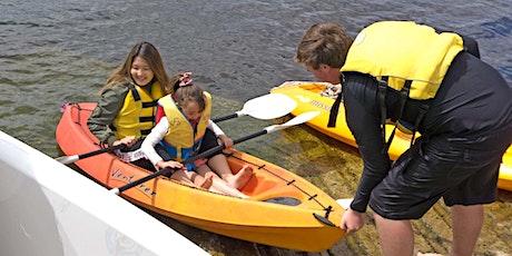 Paddle a Kayak at the Royal Hobart Regatta 2021 tickets