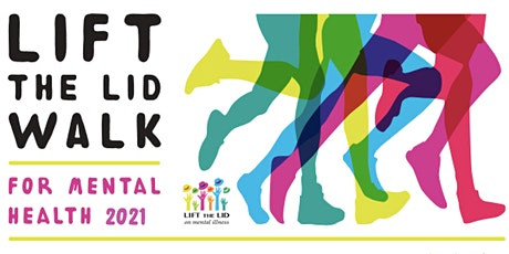 LIFT THE LID WALK for Mental Health -  MONT ALBERT & SURREY HILLS, VICTORIA tickets