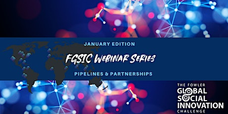 Pipelines & Partnerships: Growing the Reach of the FGSIC on Your Campus tickets