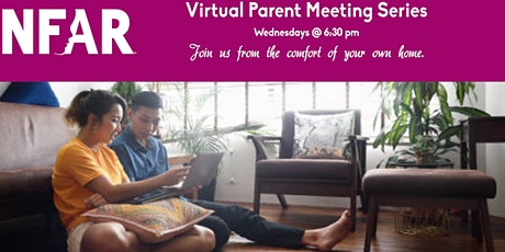 NFAR Parent's Groups tickets