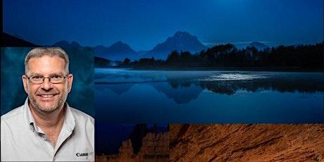 Landscape Basics: Live Online with Canon & Samy's Photo School tickets