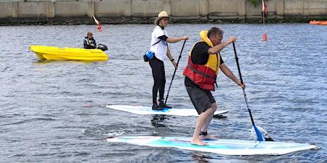 Standup Paddleboarding at the Royal Hobart Regatta 2021 tickets