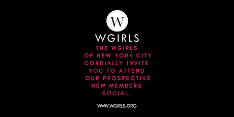 WGIRLS NYC  Prospective New Members Mixer tickets