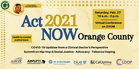 ActNOW OC 2021 Health Education Conference tickets